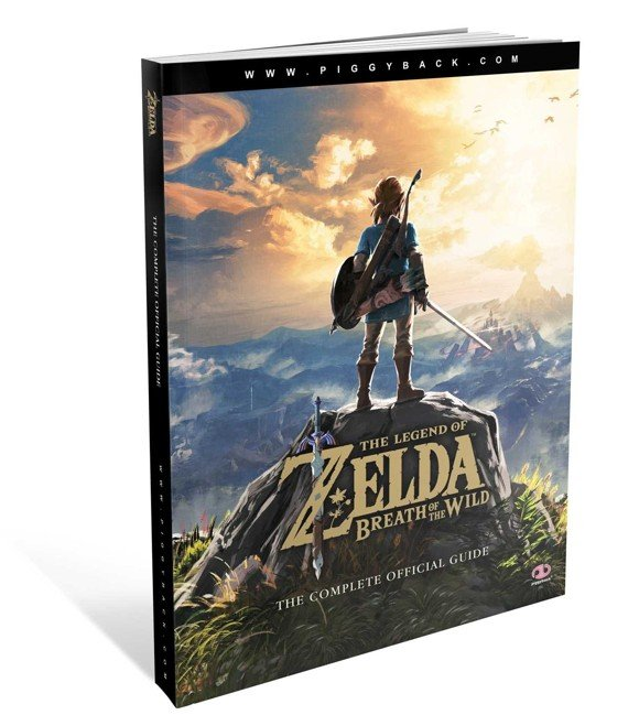 The Legend of Zelda Breath of the Wild: The Complete Official Guide - Standard (Paperback)