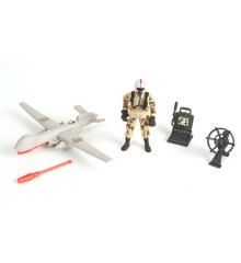 Soldier Force - Exo-Drone Machine - Kamp Drone