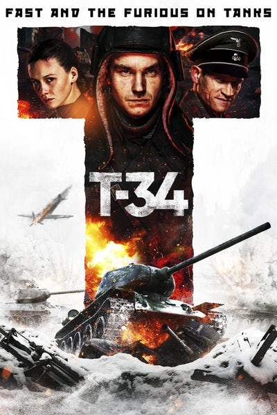 T-34 - Blu ray
