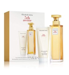 Elizabeth Arden - 5 th Avenue 125 ml EDP + Body Lotion 100 ml - Giftset