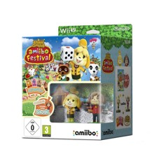 Animal Crossing: Amiibo Festival - Bundle Edition (2 Amiibo and 3 Amiibo Cards)