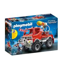 Playmobil - Brandbil (9466)