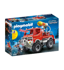 Playmobil - Fire Truck (9466)