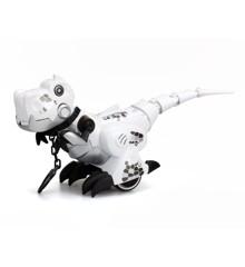 Silverlit - Train my Dino - White (88482)