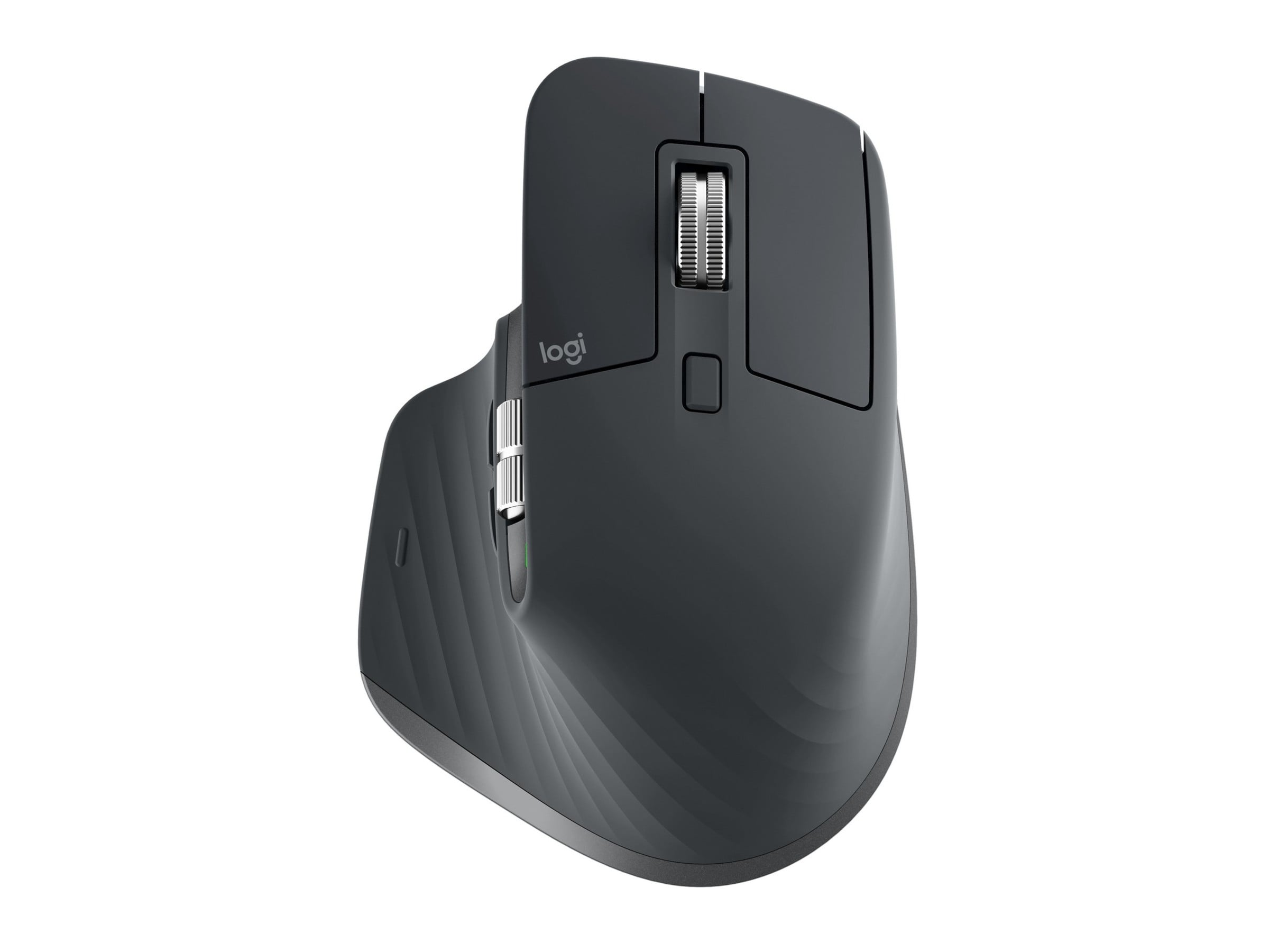 Logitech - MX Master 3 Advanced Wireless Mouse Black