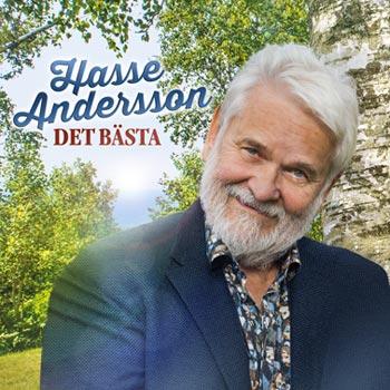 Andersson Hasse/Det Basta - CD