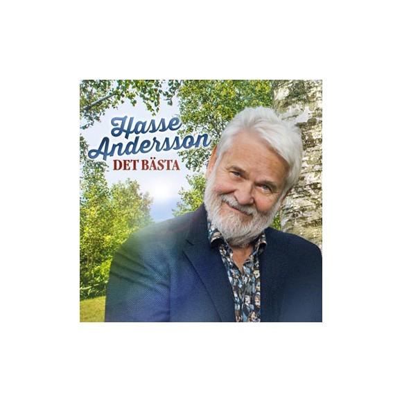 Andersson Hasse/Det Bästa - CD