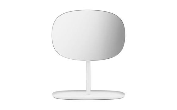 Normann Copenhagen - Flip Mirror - White (372010)