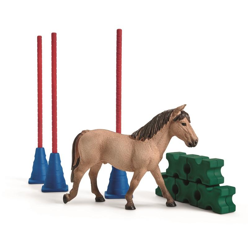 Schleich - Pony Slalom (42483)