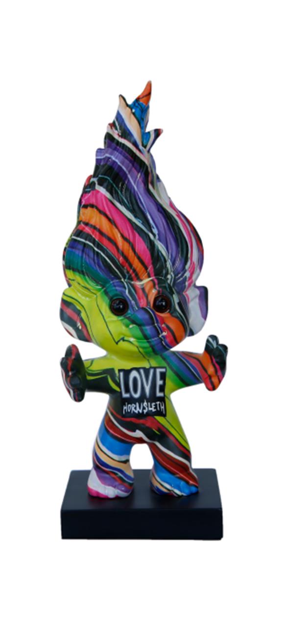 Good Luck Troll - Kristian Hornsleth - Love Troll - Medium (93214)