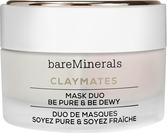 bareMinerals - Claymates Mask Duo Be Pure & Be Dewy 58 g