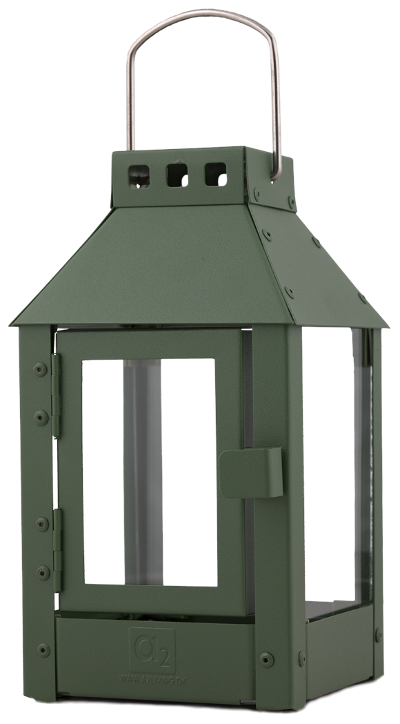 A2 Living - Micro Lantern - Olive Green (40.270)