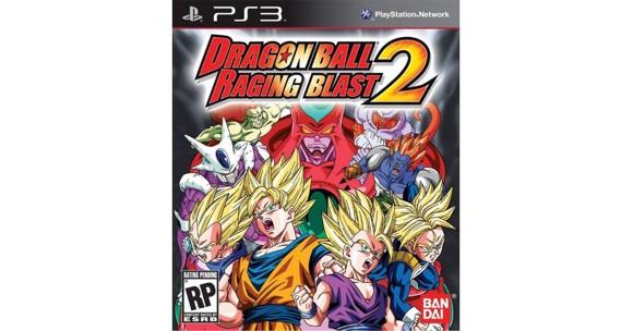 Dragon Ball: Raging Blast 2 (Import)