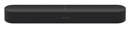 Sonos - Beam Smart Soundbar Black