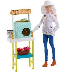 Barbie - Career Beekeeper Playset (FRX32)