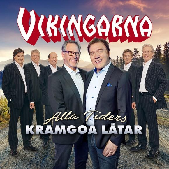 Vikingarna/Alla Tiders Kramgoa Låtar - CD