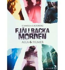 Läckberg - Fjällbackamorden: Alla 6 filmer (6-disc) - DVD
