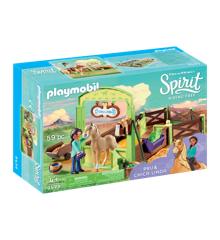 Playmobil - Horse Box - Pru & Chica Linda (9479)