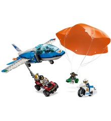 LEGO City - Sky Police Parachute Arrest (60208)