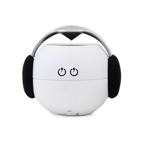 MOB Wireless Waterproof Loudspeaker Lyly white