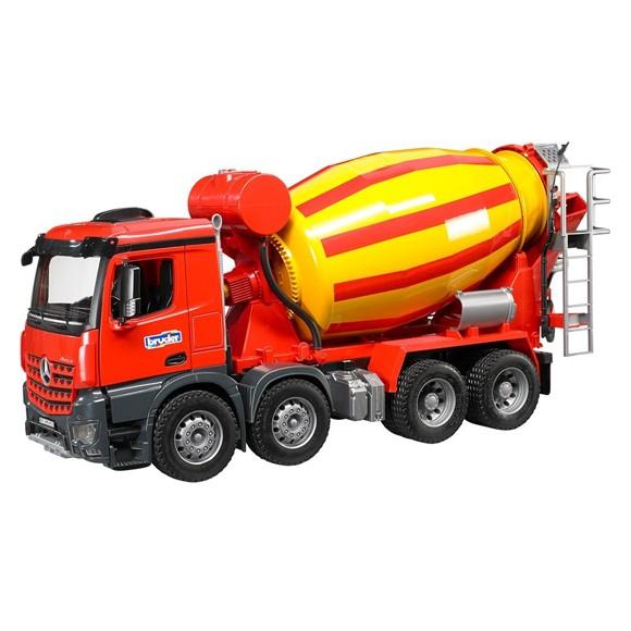 Bruder - MB Arocs Cement Mixer Lastbil (3654)