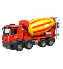 Bruder - MB Arocs Cement mixer truck (3654)