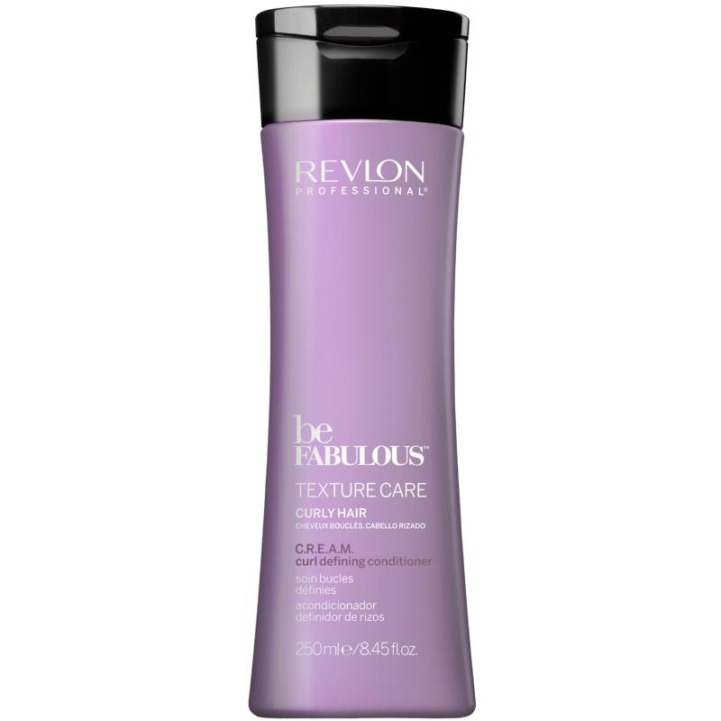 Revlon - Be Fabulous Cream Curly Conditioner 250 ml