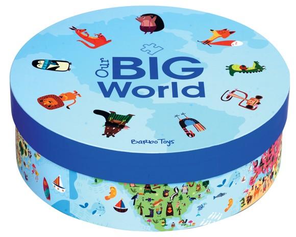 Barbo Toys - Puzzle - Our Big World (200 pcs.)(5849)