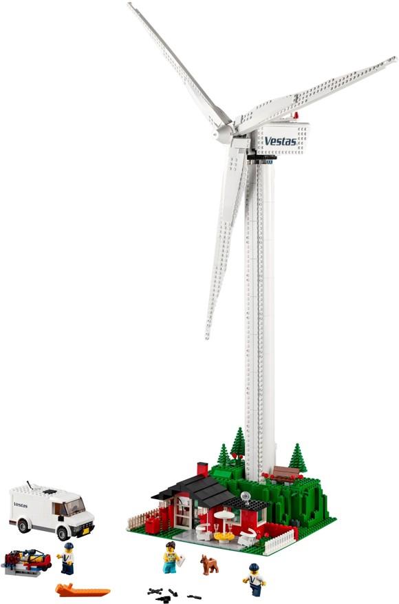 LEGO Creator - Vestas-vindmølle (10268)