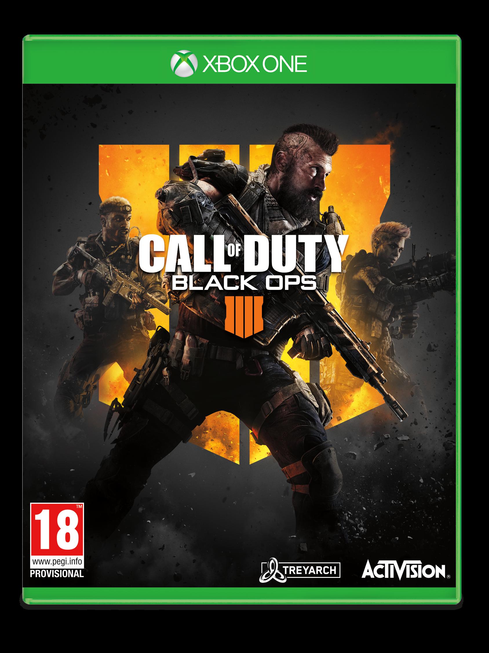 Bilde av Call Of Duty: Black Ops 4