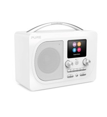 Pure - Evoke H4 DAB + BT Radio White