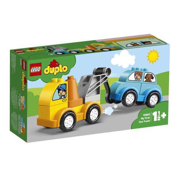 LEGO DUPLO - My First Tow Truck (10883)