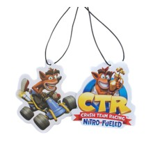 Crash Team Racing Car Air Freshener (2 Pack)