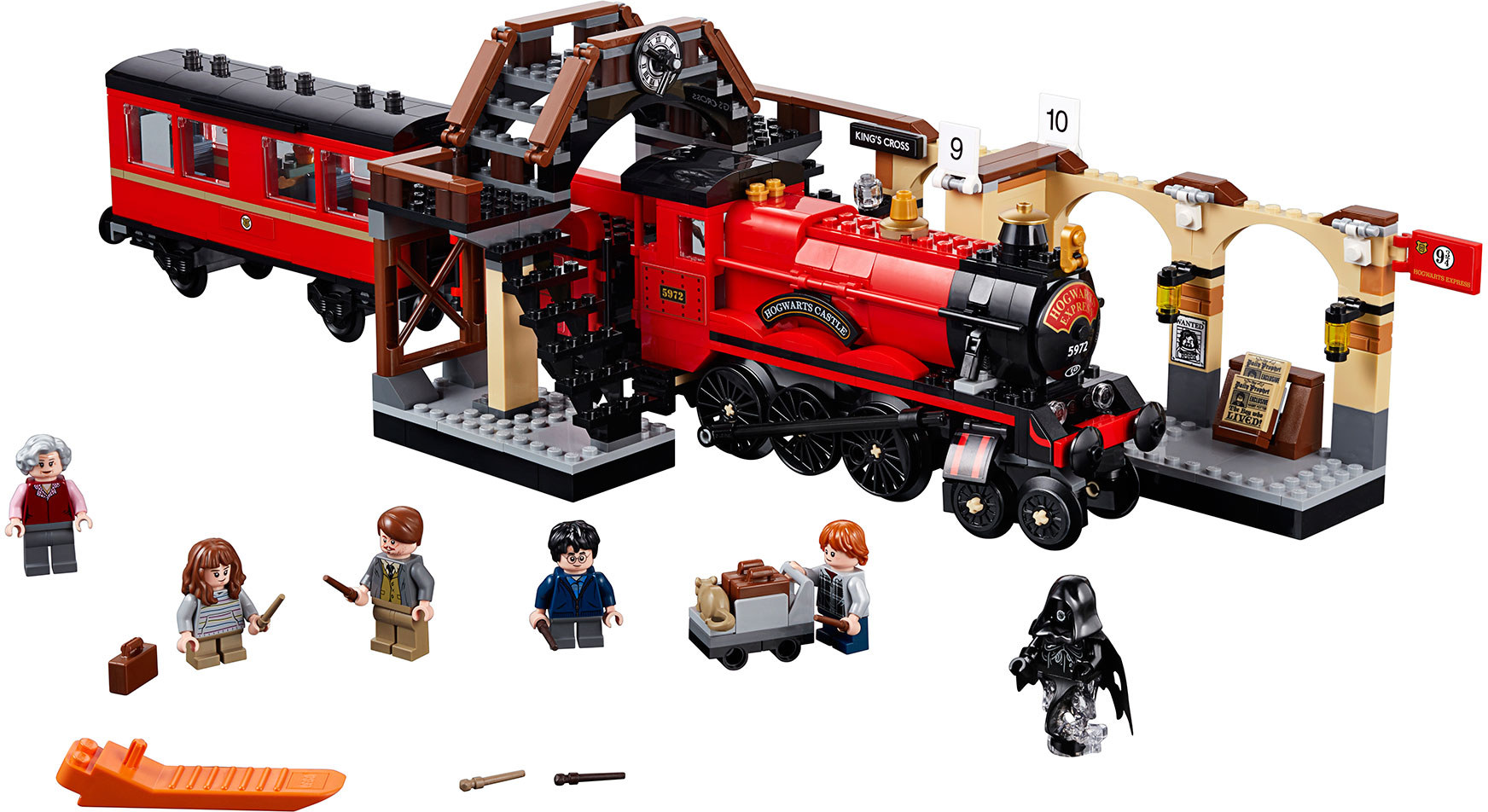 LEGO Harry Potter - Hogwarts Express (75955)