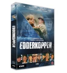 Edderkoppen: Den komplette serie (3-disc) - DVD
