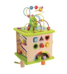 Hape - Country Critters Play Cube (5752)
