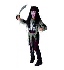 RIO  - Halloween Pirat Ghost - Medium - 140 cm
