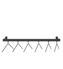 Nichba-Design - HangSys Medium - Black (800113)