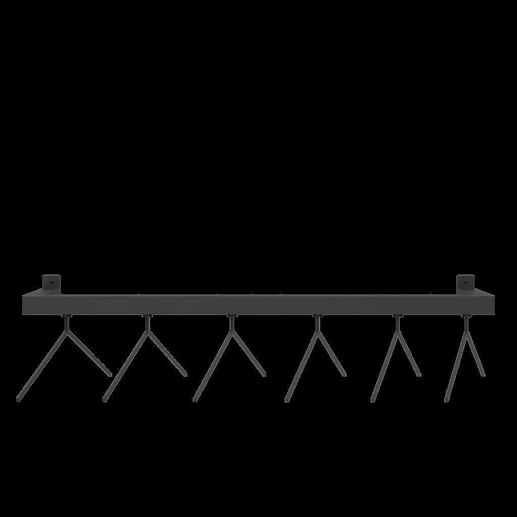 Nichba-Design - HangSys Medium - Schwarz (800113)