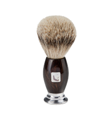 Barberians Copenhagen - Shaving Brush / Silver Tip