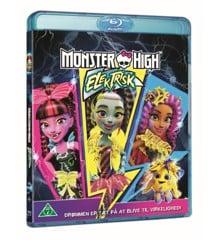 Monster High: Electrified (Blu-Ray)