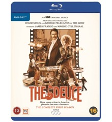 Deuce, The: Season 1 (Blu-Ray)