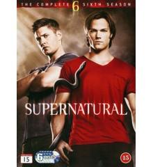 Supernatural: Sæson 6 - DVD