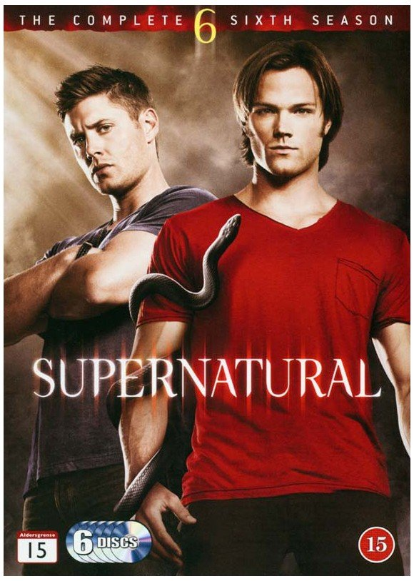 Supernatural: Season 6 - DVD