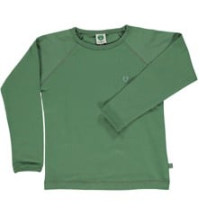 Småfolk - Organic Basic Longsleved T-Shirt - Elm Green