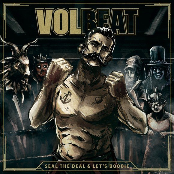 Volbeat - Seal The Deal & Let's Boogie