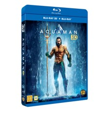 Aquaman - 3D Blu ray