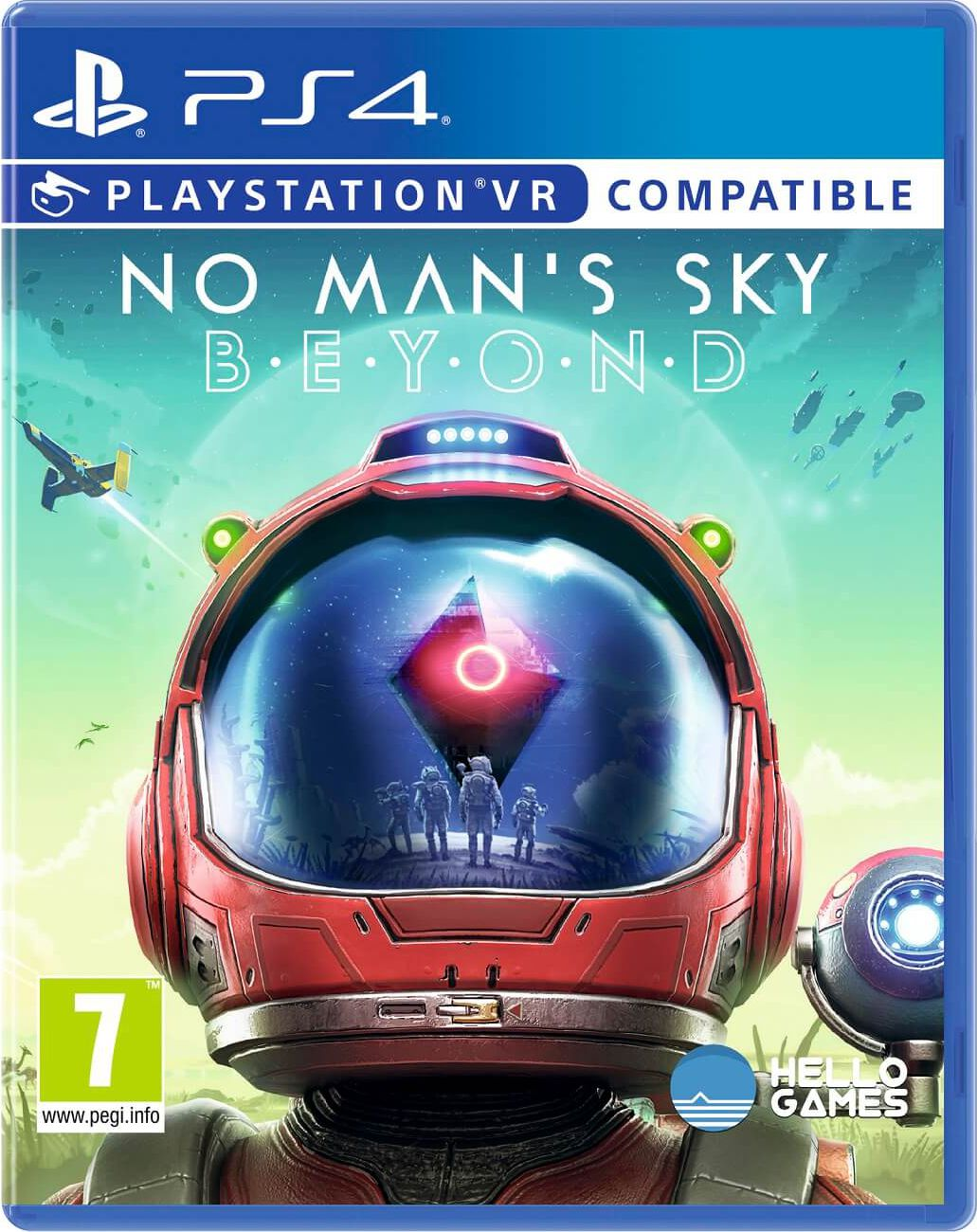 No Man's Sky: Beyond (PSVR)