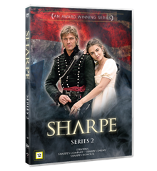 Sharpe series 2 -DVD