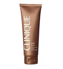 Clinique - Self Sun Body Tinted Lotion Medium - Deep Selvbruner 125 ml.
